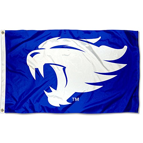 (Kentucky Wildcats New Wildcat Logo College Flag)