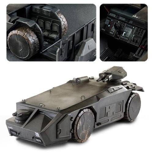 Colonial Marines Armored Personnel Carrier 1:18 Scale Vehicle - Previews Exclusive
