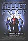 BULLETPROOF MONK Original Movie Poster 27x40 - Dbl-Sided - Seann William Scott - Jamie King - Karel Roden - Yun-Fat Chow