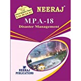 MPA18-Disaster Management (IGNOU help book for MPA-18 in English Medium)
