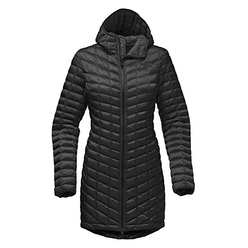 The North Face Women's Thermoball Parka II Black (Medium) by The North Face (Image #1)