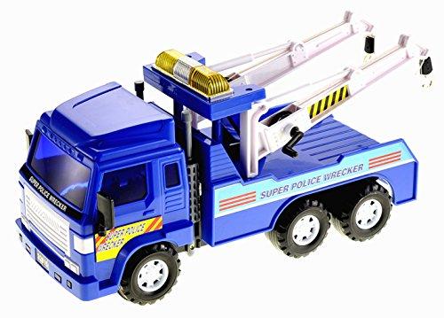 heavy duty tow truck - 5