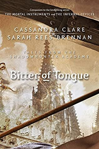 book cover of Bitter of Tongue