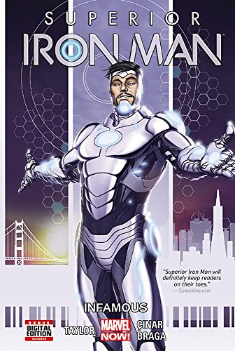 iron man comic 1 - 7
