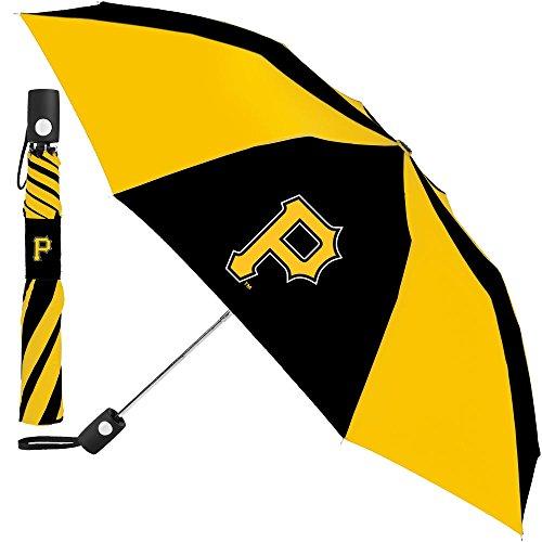 Pittsburgh Pirates Rock (McArthur Sports- MLB Auto Fold Umbrella)