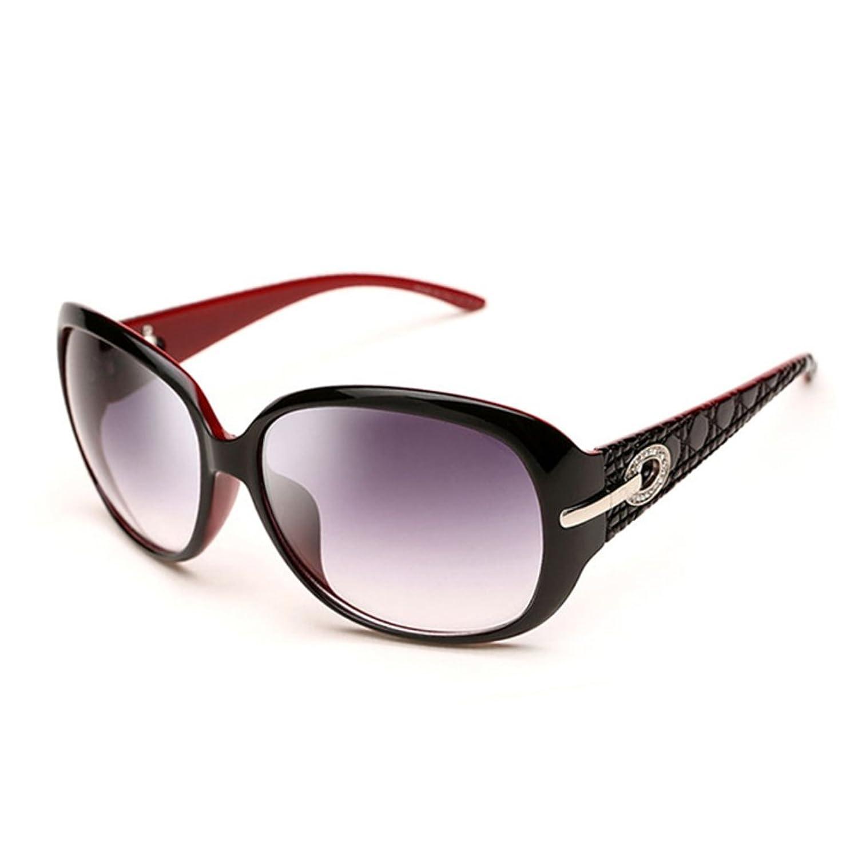 Ladies polarized driving sunglasses/Elegant rhinestone sunglasses/2016Fashion box retro sunglasses