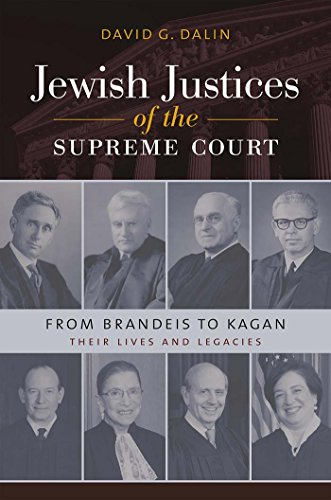 Jewish justices of the supreme court from brandeis to kagan jewish justices of the supreme court from brandeis to kagan brandeis series in american fandeluxe Images