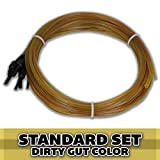 Superior Bassworks STANDARD Upright Double Bass Strings Dirty Gut Color FULL SET