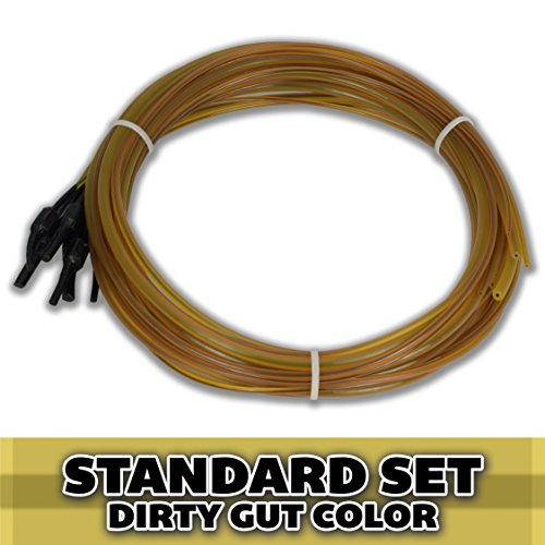 Full Set Double Bass (Superior Bassworks STANDARD Upright Double Bass Strings Dirty Gut Color FULL SET)