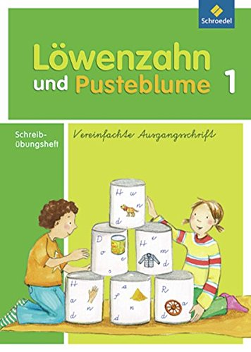 Löwenzahn und Pusteblume - Ausgabe 2009: Schreiblehrgang VA