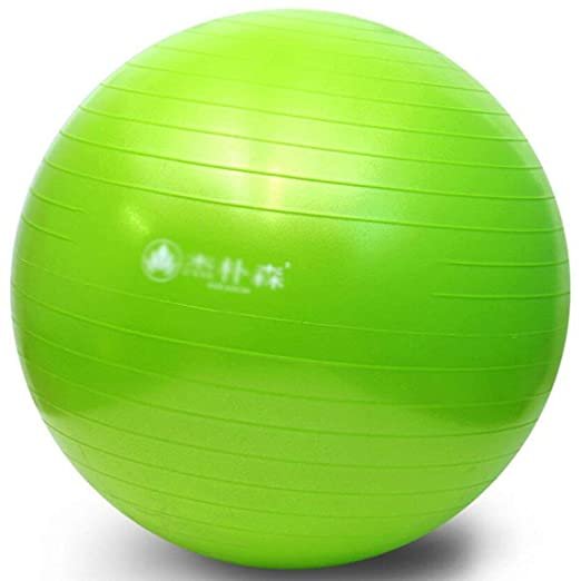 J&Z Balón de Ejercicio para Yoga, Pilates, Terapia, Equilibrio ...