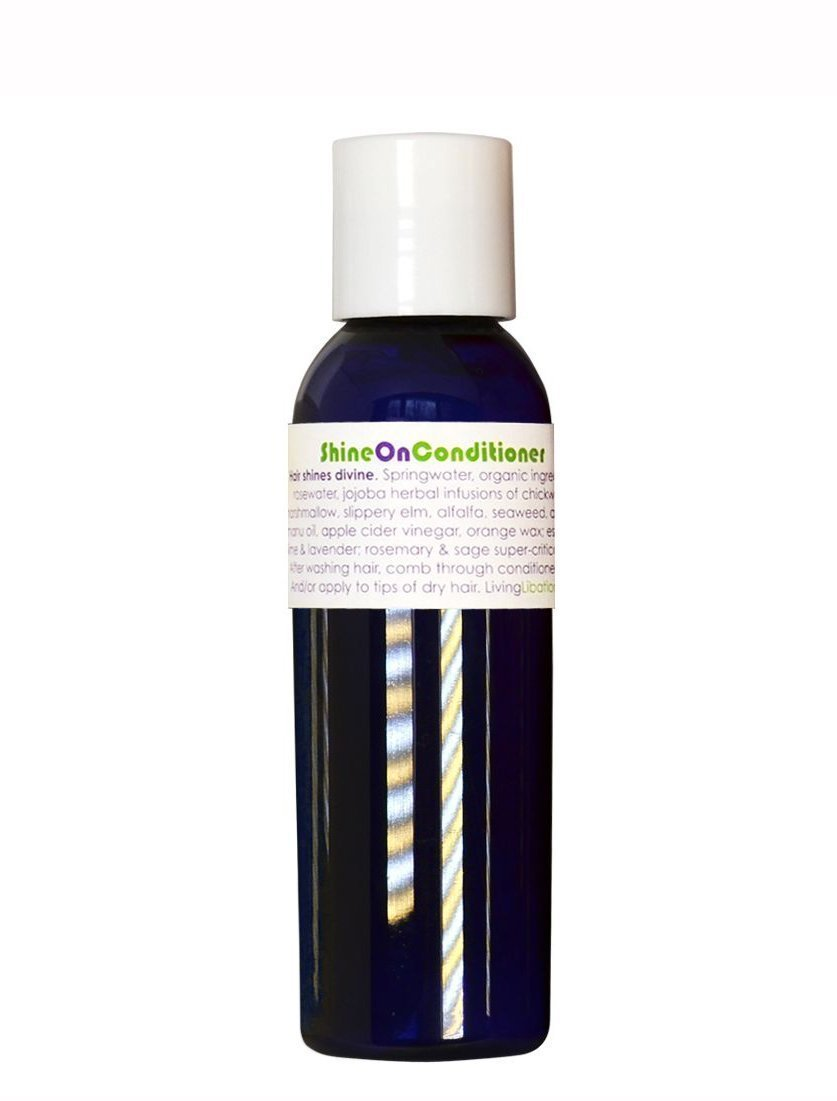 Living Libations - Organic/Wildcrafted Shine On Conditioner (4 oz/120 ml)