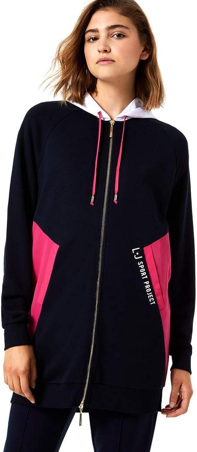 Liu Jo T69123F0787 - Chándal para mujer, color rosa y azul Nuit ...