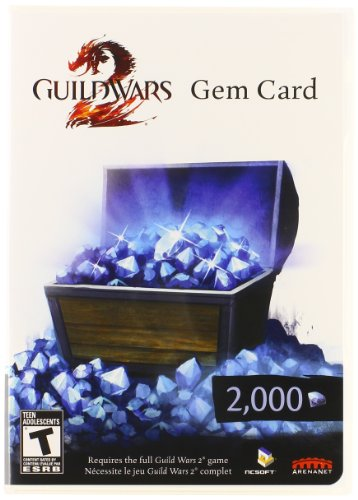 Guild Wars 2 Gem Card - PC