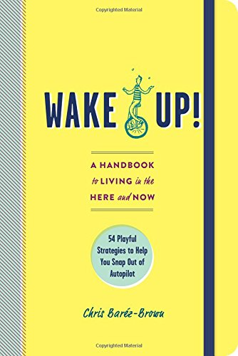 Wake Up!: A Handbook to Living in the Here and Now―54 Playful Strategies to Help You Snap Out of Autopilot