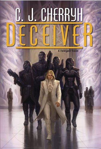 Deceiver: Foreigner #11 ebook