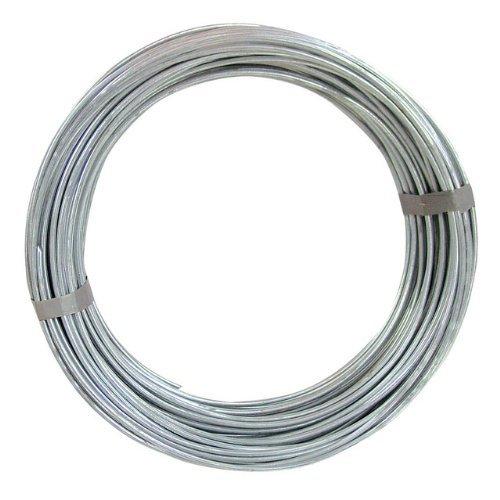 (OOK 50140 9 Gauge, 50ft Steel Galvanized Wire (2))