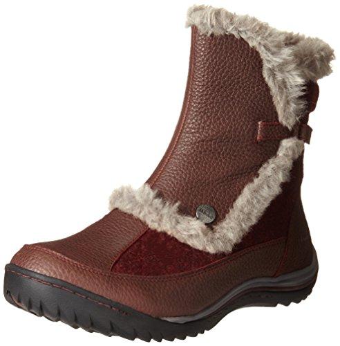 Jambu Dames Eskimo Snowboots Bordeauxrood