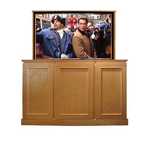 TV Lift - Handcrafted Camden TV Lift Cabinet - ATL System (55