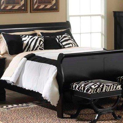 Fashion Bed Group 82EQ713ZEB Paramount Zebra 14-Piece Comforter and Stuffed Euro Pillow Bed Ensemble Super Pack, (Super Pack Comforter Ensemble)