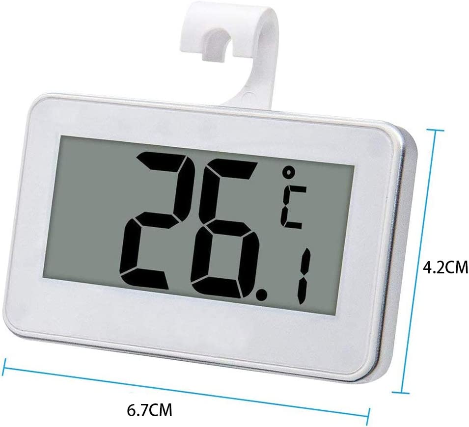 Compra Topke Nevera Digital Colgante Termómetro Impermeable ...