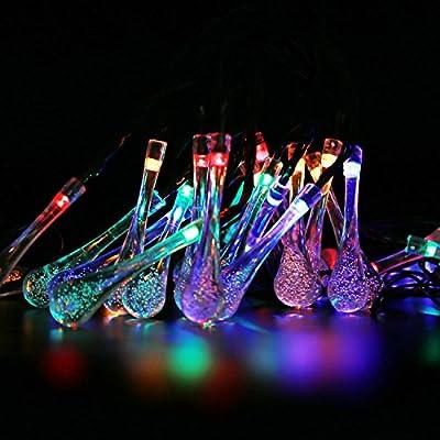 Solar String Light, YOKKAO for Garden Path Party Bedroom Decoration