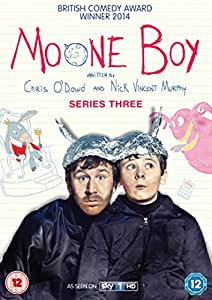 Moone Boy Series Three (DVD ) 2015