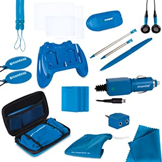dreamGEAR Nintendo 3DS 20-in-1 Essentials Kit (blue) (B004LQPEGE) | Amazon Products