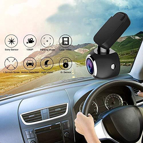 car dash cam wifi fhd 1080p car dash camera mini 360 degree rotate angle dashboard camera dvr. Black Bedroom Furniture Sets. Home Design Ideas