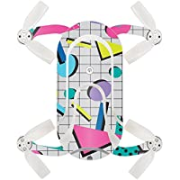 Skin For ZEROTECH Dobby Pocket Drone – Awesome 80s   MightySkins Protective, Durable, and Unique Vinyl Decal wrap cover   Easy To Apply, Remove, and Change Styles   Made in the USA