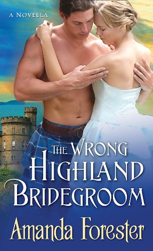 book cover of The Wrong Highland Bridegroom