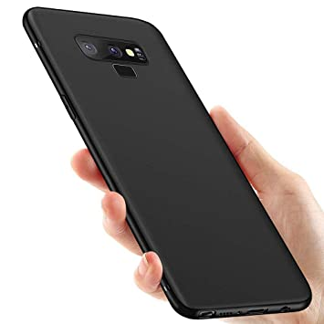 60f5bc9a035 Funda Galaxy Note 9 , otumixx Galaxy Note 9 Carcasa Funda Protectora  Flexible TPU Case Antideslizante Rasguño Resistente Ultra Delgado Silicona  Case Cover ...