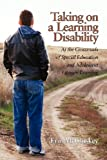 Taking on a Learning Disability, Erin McCloskey, 1617357863
