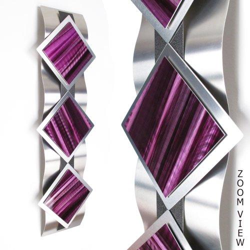 Mystic Reflections, Purple