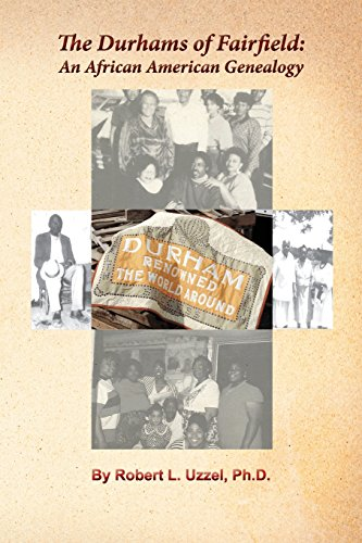 Search : The Durhams of Fairfield: An African American Genealogy