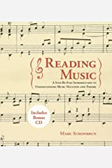 Reading Music A Step-By-Step Introduction to Understanding Music Notation and Theory Hardcover