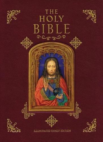 - The Holy Bible, Illuminated Family Edition