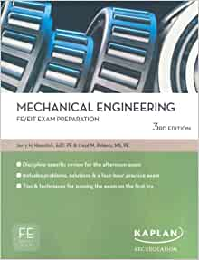 how to prepare for fe exam mechanical engineering