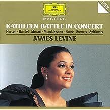 Kathleen Battle In Concert   [Masters]