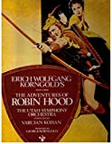 ADVENTURES OF ROBIN HOOD (FILM MUSIC LP, IMPORT, 1983)