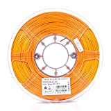 eSUN 1.75mm Gold PLA PRO (PLA+) 3D Printer Filament 1KG Spool (2.2lbs), Gold