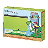 New Nintendo 3DS XL Special Edition: New Lime Green w/ Super Mario World - Amazon Exclusive