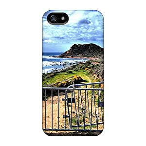 Hot Style PKo4029MYCe Protective Cases Covers For Iphone5/5s(iron Gate)