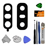 Camera Lens for LG G6 (Black) (Glass) with Tool Kit