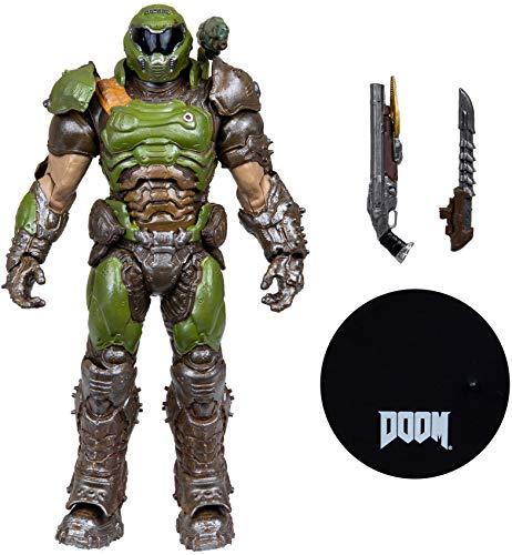 McFarlane Toys Doom – Doom Slayer Action Figure