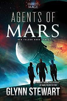 Agents Mars Starships Mage Falcon ebook product image
