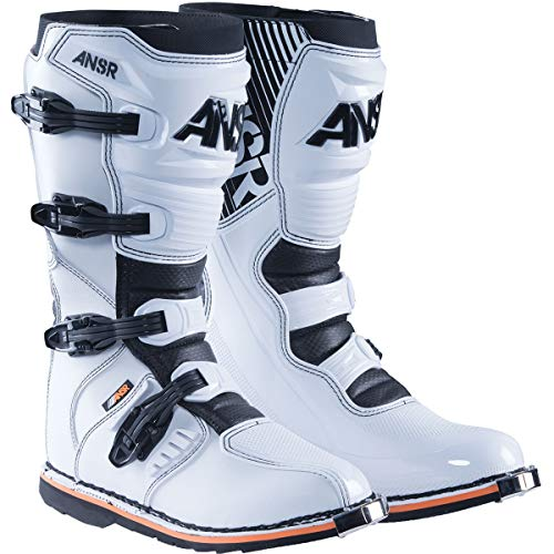 (Answer 2018 AR-1 Race Boots (10) (WHITE))
