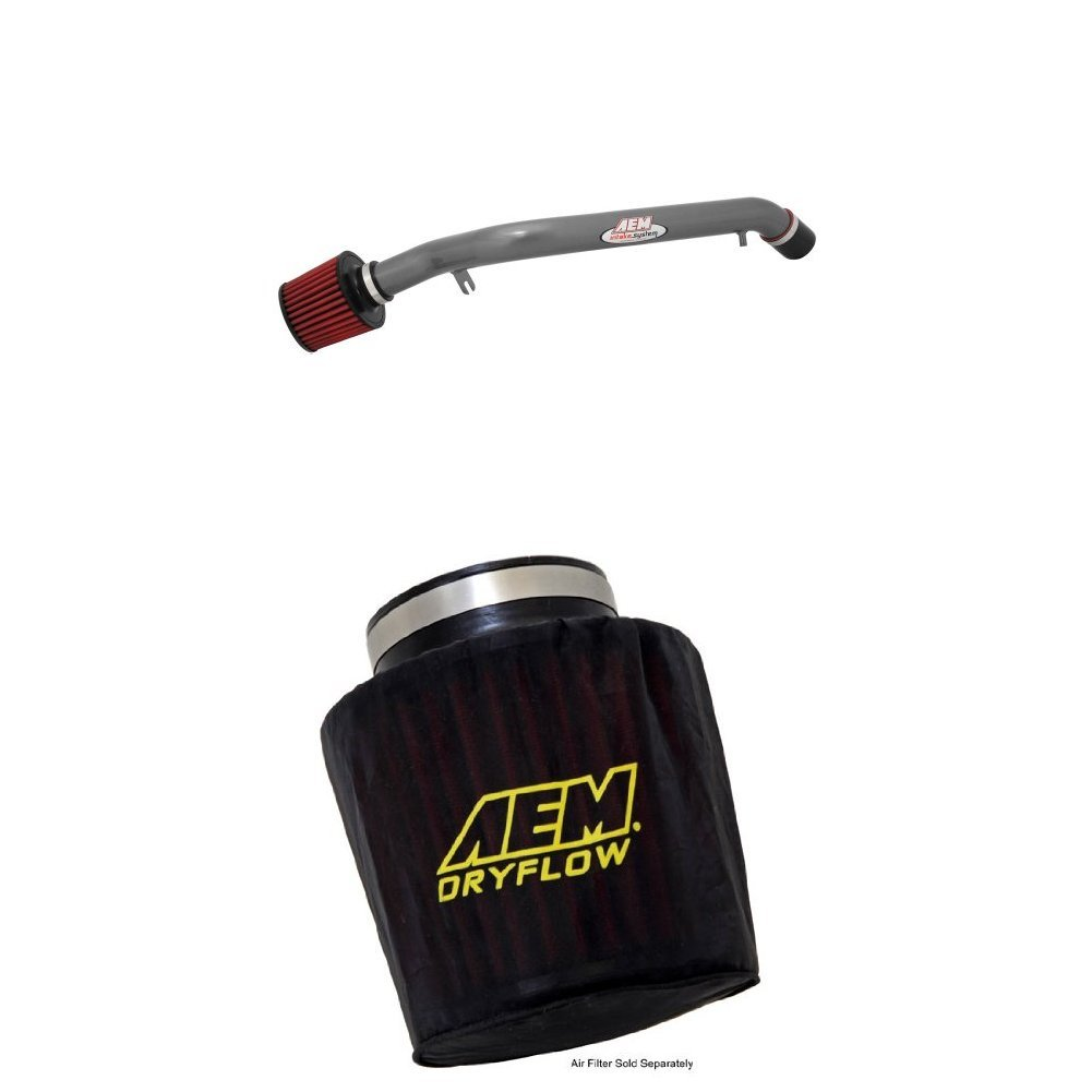AEM 21-401C Cold Air Intake System with Black Air Filter Wrap