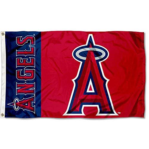 WinCraft LA Anaheim Angels Flag 3x5 MLB Banner