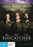 Foxcatcher [DVD/UV] [NON-USA Format / PAL / Region 4 Import - Australia]
